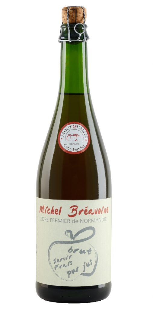 Cidre Pomme Brut Bréavoine
