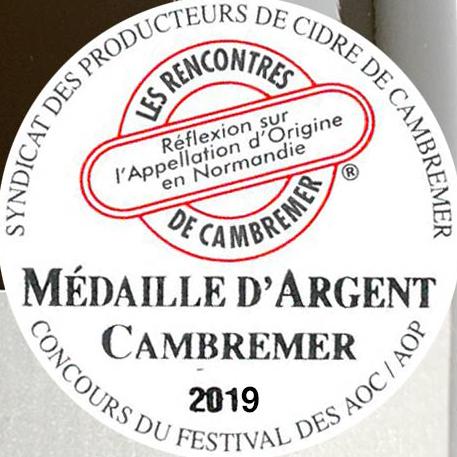 Logo médaille d'argent